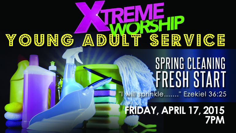 Xtreme Spring Cleaning, Fresh Start