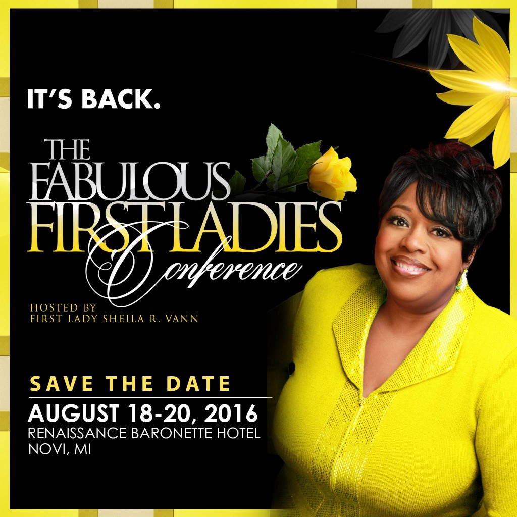 Fabulous First Lady's Conference @ Baronette Renaissance Detroit-Novi Hotel | Novi | Michigan | United States