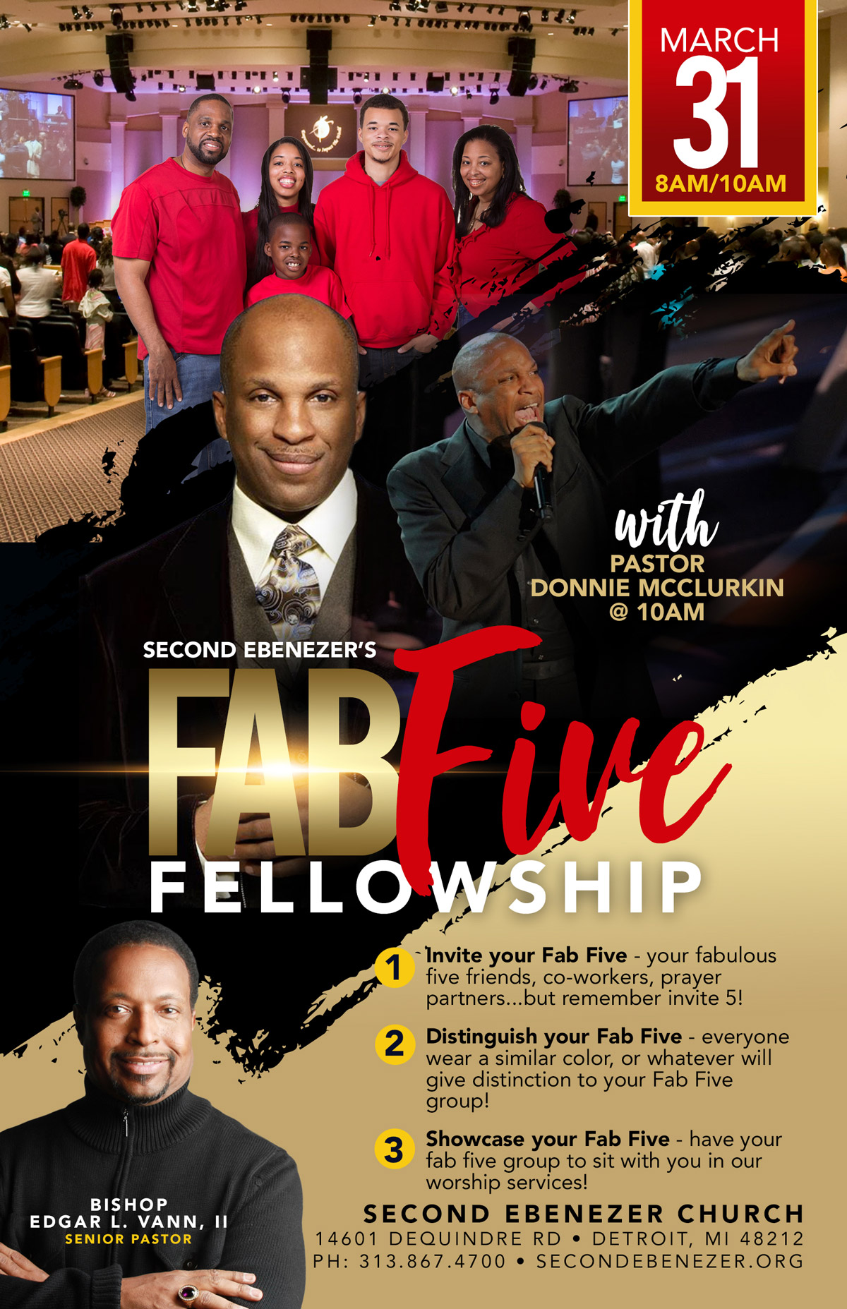 Fab Five Fellowship
