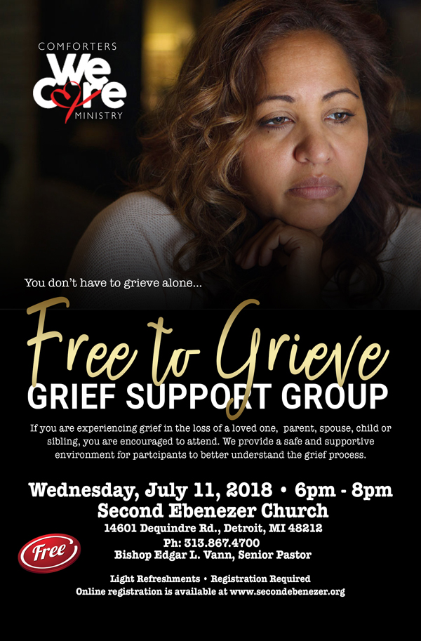 Free To Grieve Support Group