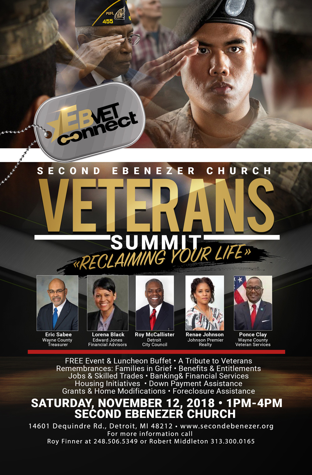 Veterans Summit 2018