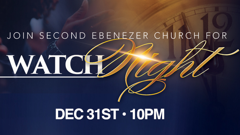 A Night of Praise, Prayer, and Prophecy