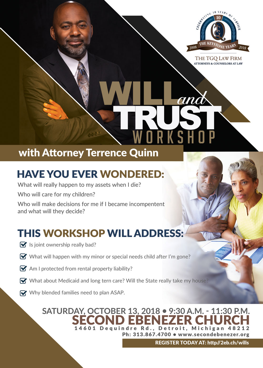 Will and Trust Workshop